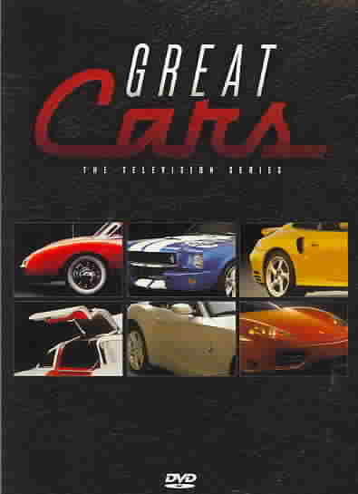 GREAT CARS COLLECTION BY GREAT CARS (DVD)