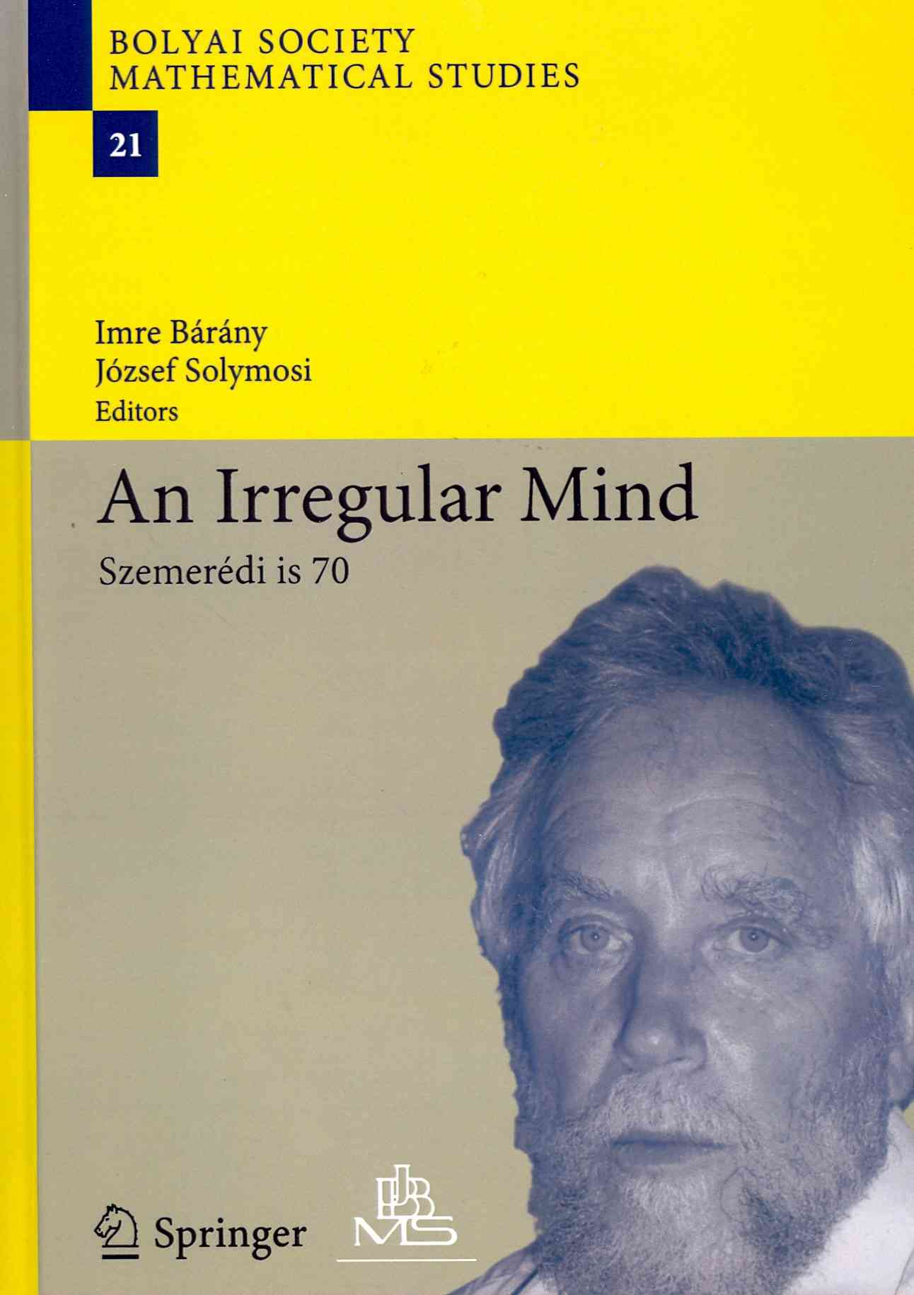 An Irregular Mind By Barany, Imre (EDT)